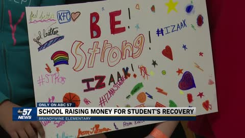 Brandywine Elementary raises record amount of money for student...